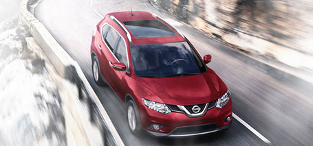 2016 Nissan Rogue performance