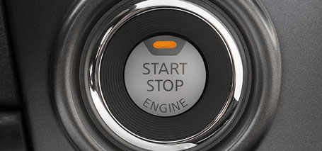2016 Nissan Titan Push Button Start