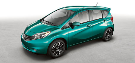 2016 Nissan Versa Note MPG