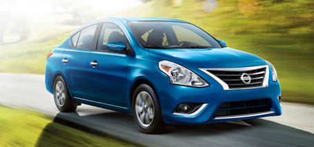 2016 Nissan Versa Sedan Power Steering