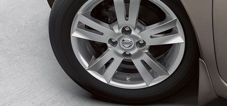 2016 Nissan Versa Sedan Anti-lock Brakes