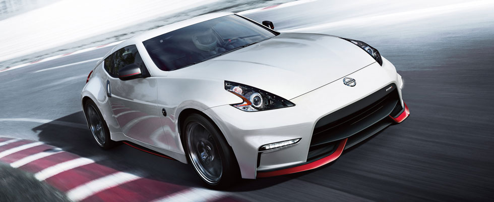 2017 Nissan 370 Z Coupe appearance