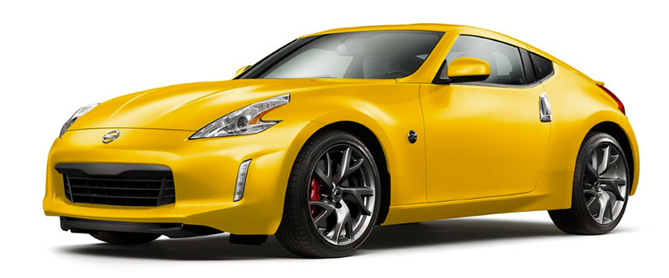 2017 Nissan 370 Z Coupe Main Img