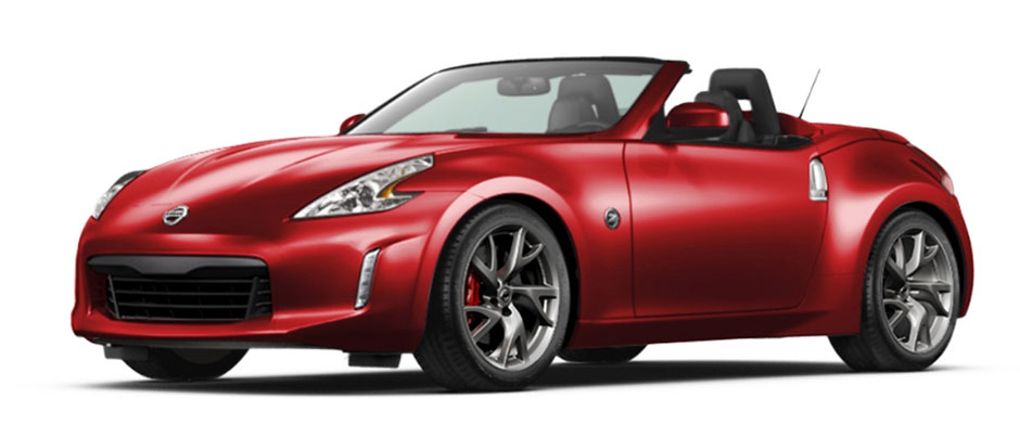 2017 Nissan 370 Z Roadster Main Img