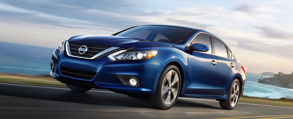 2017 Nissan Altima appearance