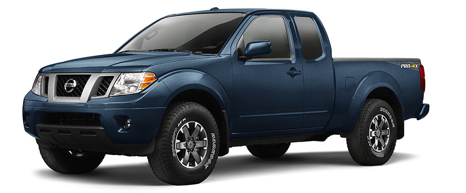 2017 Nissan Frontier Main Img