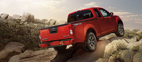 2017 Nissan Frontier performance
