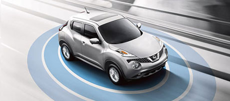 2017 Nissan Juke safety