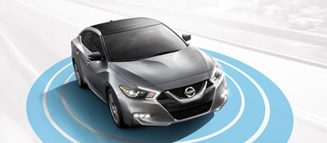 2017 Nissan Maxima safety