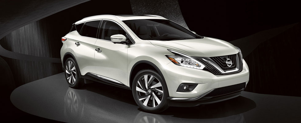 2017 Nissan Murano appearance