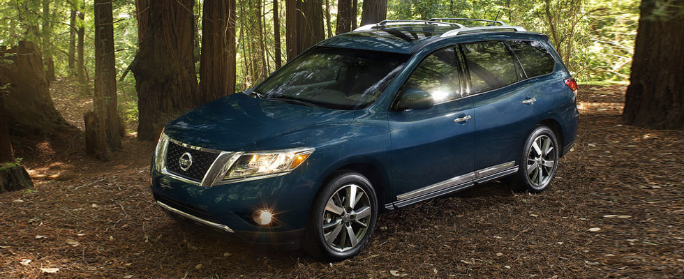 2017 Nissan Pathfinder appearance