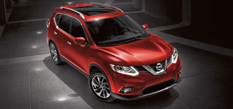 2017 Nissan Rogue appearance