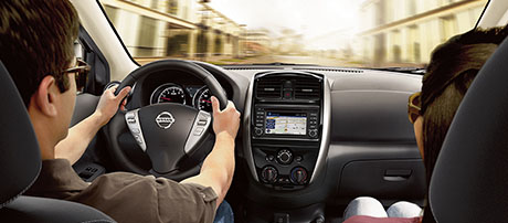 2017 Nissan Versa safety