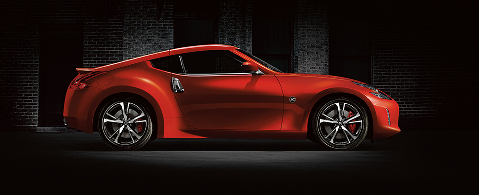 2018 Nissan 370Z Coupe appearance