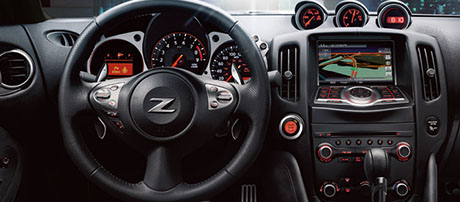 2018 Nissan 370Z Coupe Steering Wheel