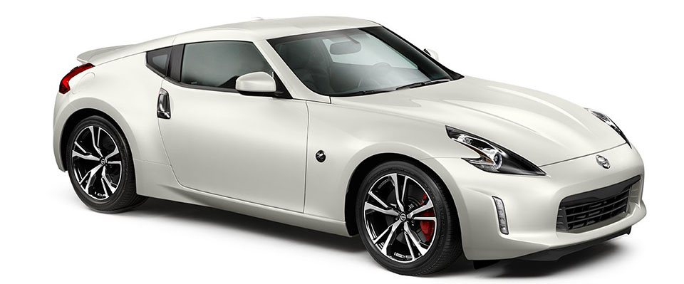 2018 Nissan 370Z Coupe Main Img