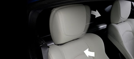 2018 Nissan 370Z Coupe Active Head Restraints