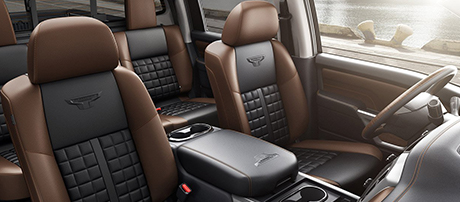 Heat and Cooled Front Seats and Heated Steering Wheel