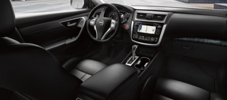 2018 Nissan Altima Interior