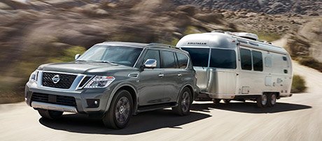 2018 Nissan Armada performance