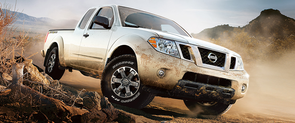 2018 Nissan Frontier appearance