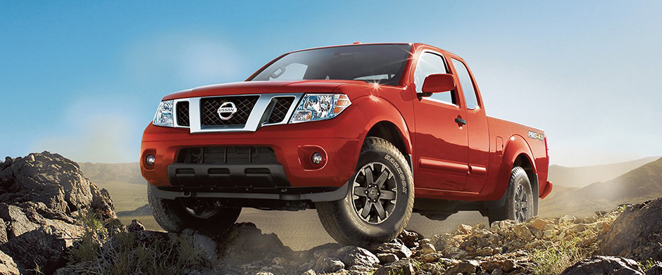 2018 Nissan Frontier Main Img