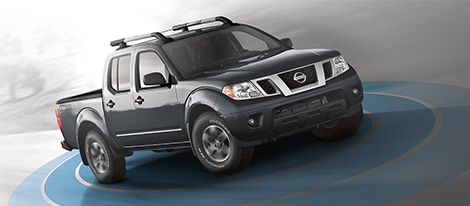 2018 Nissan Frontier Air Bags