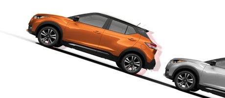 2018 Nissan Kicks performance