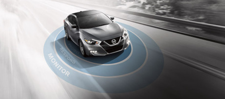 2018 Nissan Maxima Vehicle Dynamic Control (VDC) with Traction Control System (TCS)
