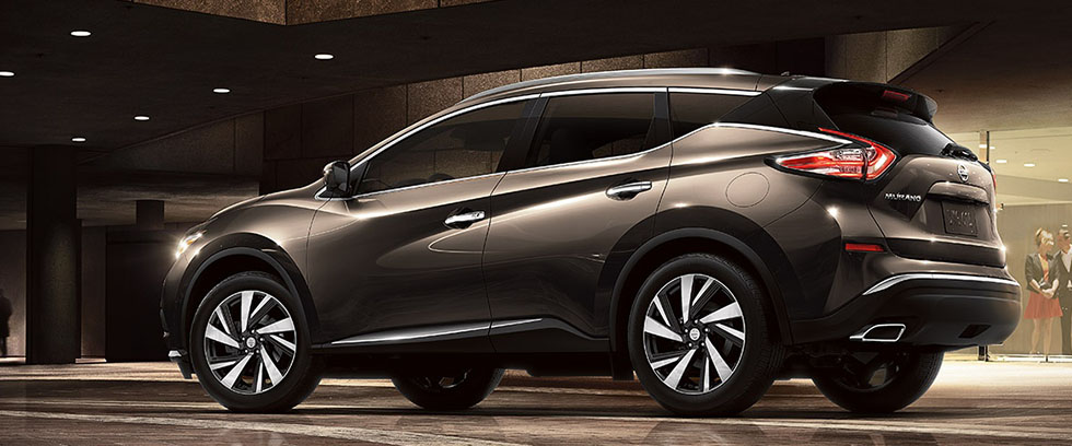 2018 Nissan Murano appearance