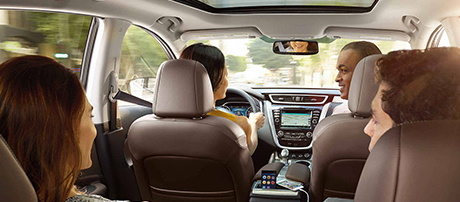 2018 Nissan Murano Communications