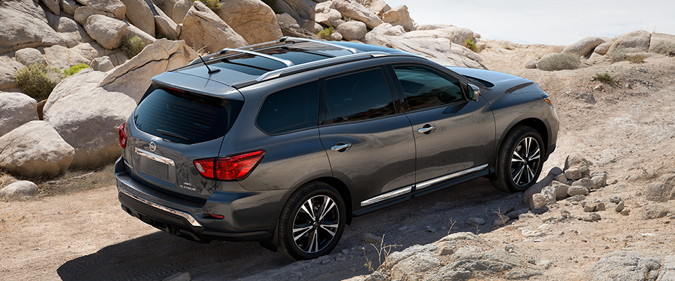 2018 Nissan Pathfinder appearance