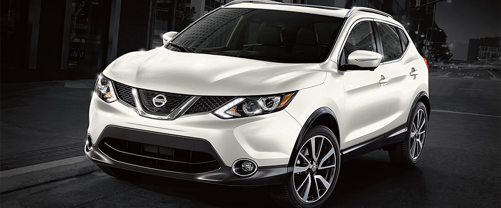 2018 Nissan Rogue Sport appearance