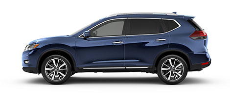 2018 Nissan Rogue safety