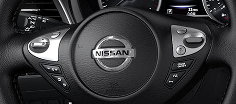 2018 Nissan Sentra Steering Wheel