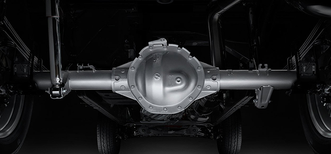 2018 Nissan Titan XD Differential