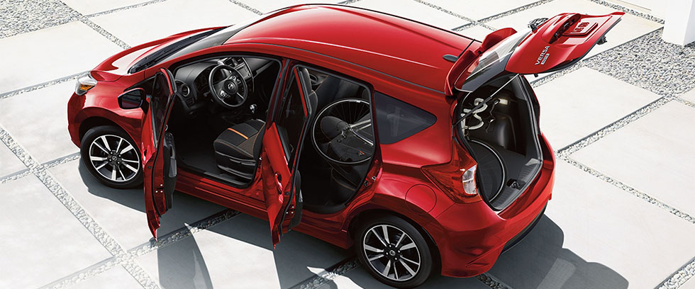 2018 Nissan Versa Note appearance