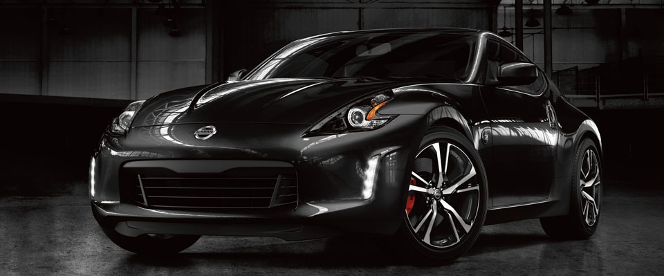2019 Nissan 370Z Coupe Main Img