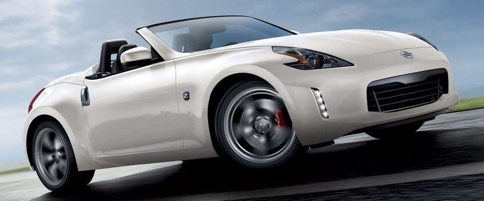 2019 Nissan 370Z Roadster Main Img