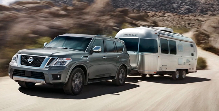 2019 Nissan Armada performance