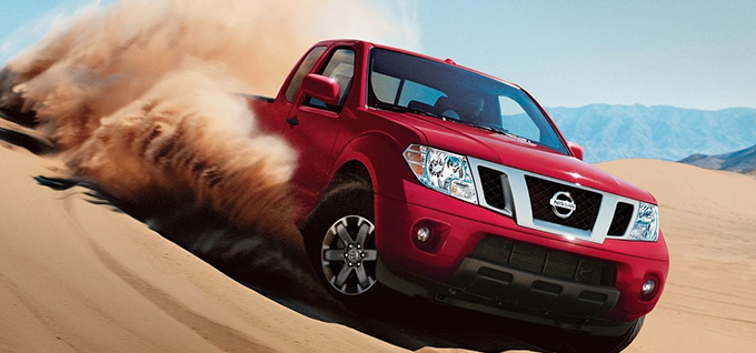2019 Nissan Frontier appearance