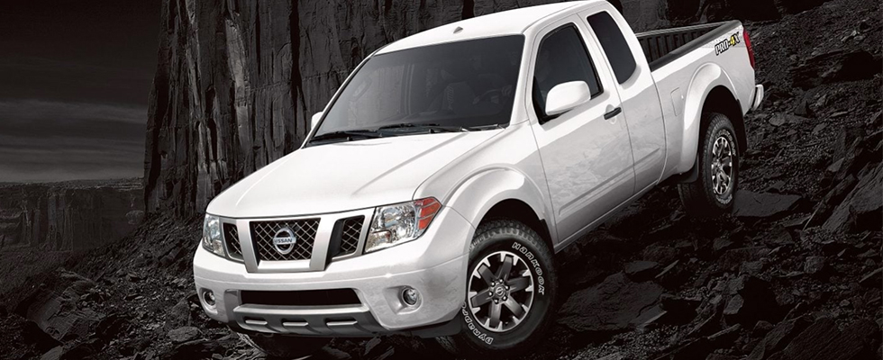 2019 Nissan Frontier Main Img