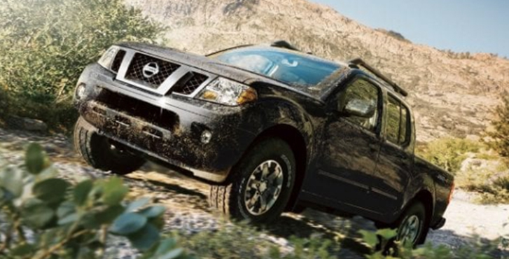 2019 Nissan Frontier performance