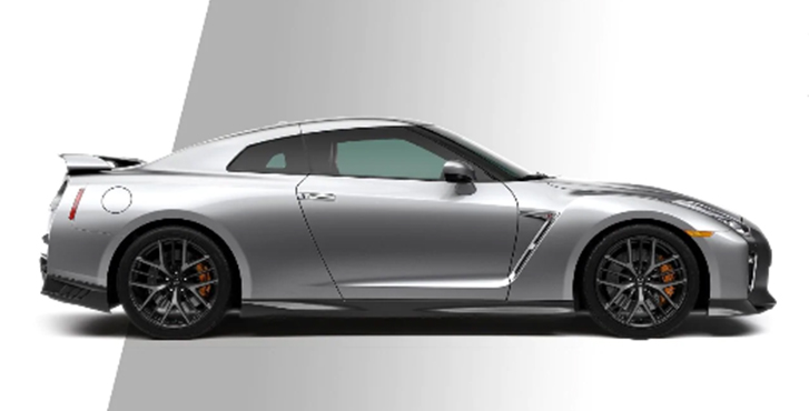 2019 Nissan GT-R safety
