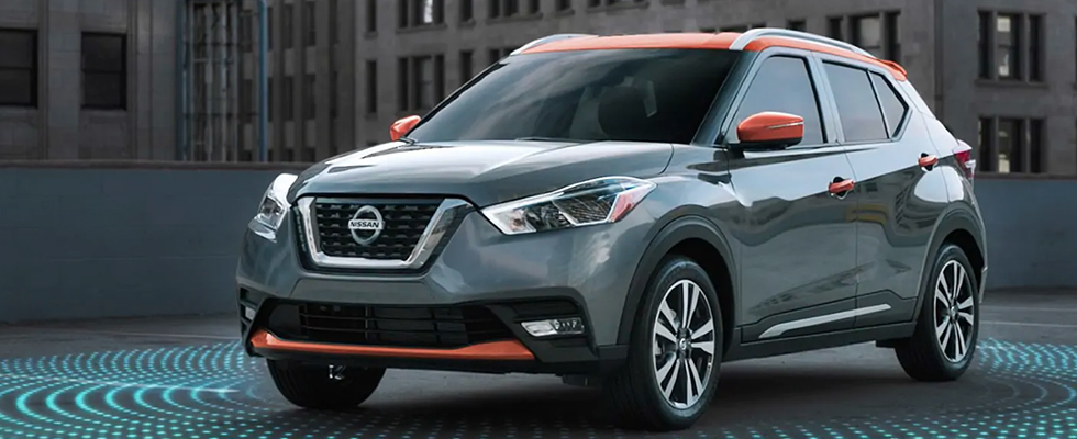 2019 Nissan Kicks Main Img
