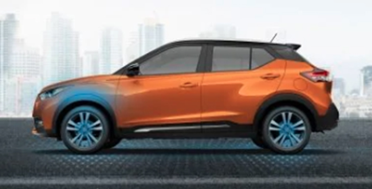 2019 Nissan Kicks performance
