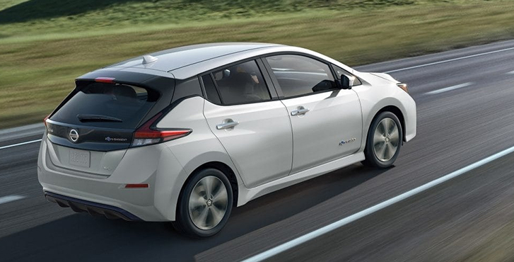 2019 Nissan Leaf performance