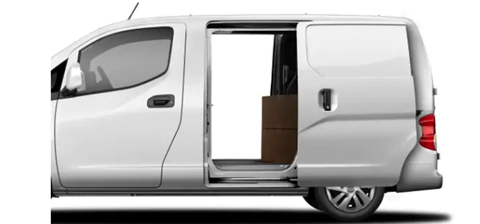 2019 Nissan NV200 Compact Cargo appearance