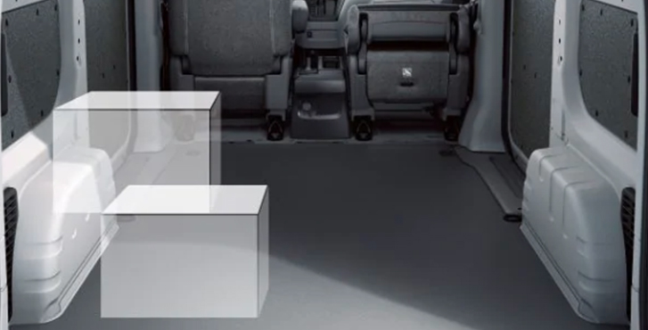 2019 Nissan NV200 Compact Cargo comfort