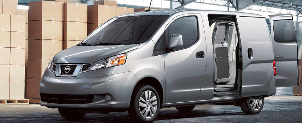 2019 Nissan NV200 Compact Cargo Main Img